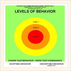 levels of behavior